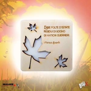 Sottobicchiere Bonsai Haiku 6