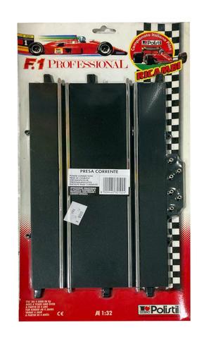 Presa di corrente Scala 1:32 - Polistil F1 Profesional 32102- Rari Vintage Anni 80'