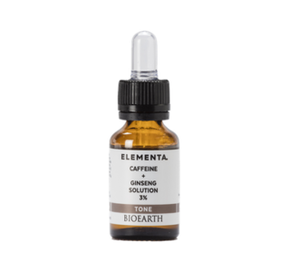 CAFFEINE + GINSENG SOLUTION 3 % 15 ml