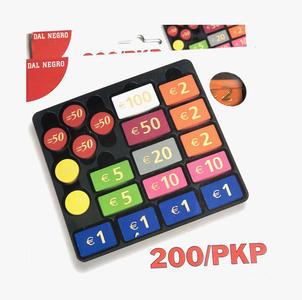 Gettoni Fiches 200/PKP - Dal negro 054315