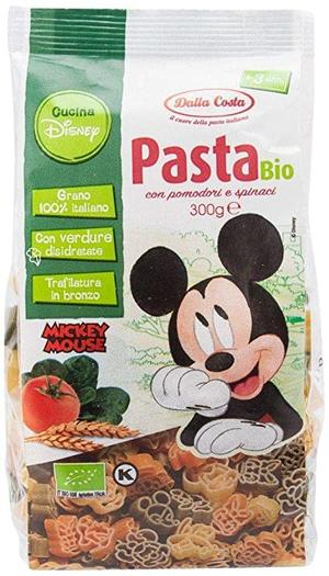 Pasta Disney Mickey Mouse, Dalla Costa,  300 gr