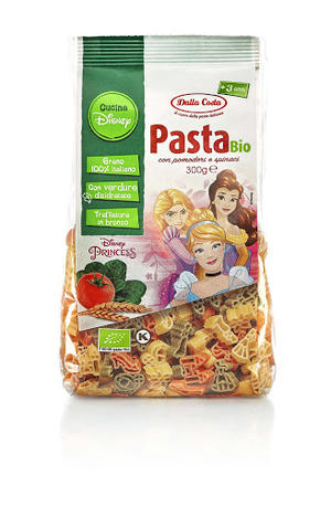 Pasta Disney Princess,  Dalla Costa, 300 gr.