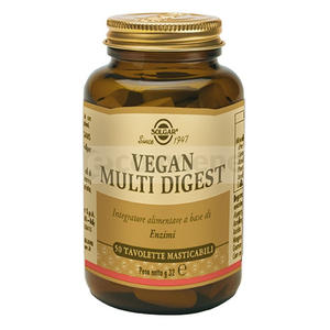 Vegan Muti Digest