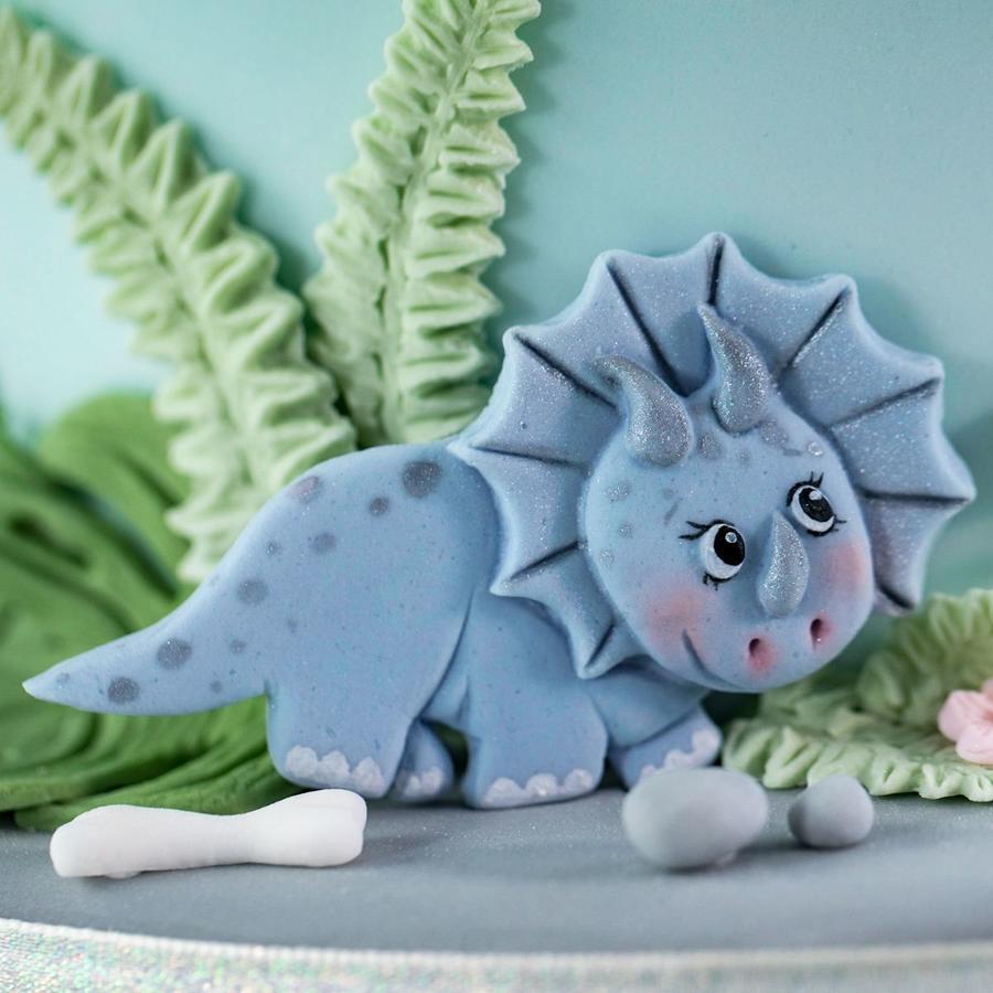 Stampo silicone dinosauri Karen Davies