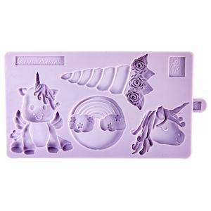 Stampo silicone unicorno Karen Davies