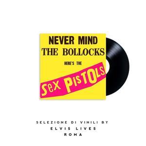 Sex Pistols - Never Mind the Bullocks