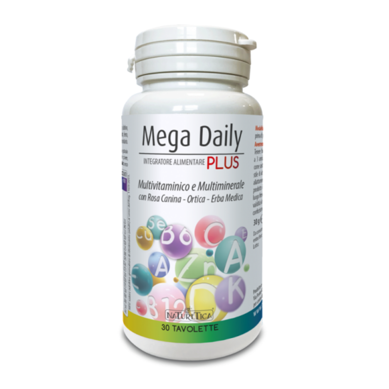 Naturetica - Mega Daily Plus