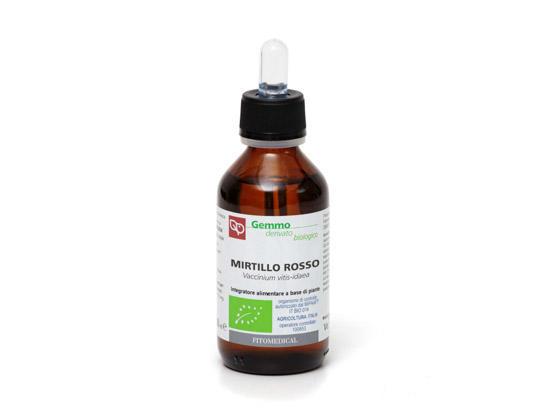 Fitomedical - Mirtillo rosso Gemmoderivato bio 100ml