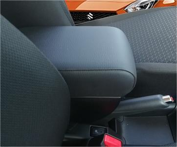 Adjustable armrest with storage for Suzuki Swift (from 2017)