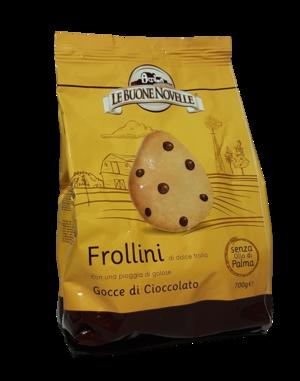LE BUONE NOVELLE Frollini Gocce di Cioccolato