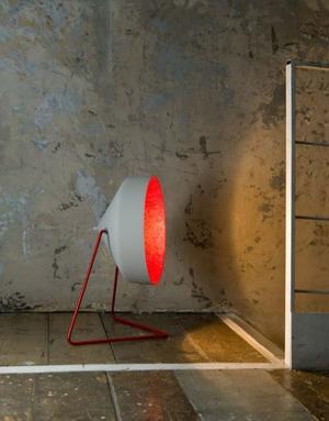 Lampada da Terra Cyrcus Cemento Collezione Matt di In-es.artdesign, Varie Finiture - Offerta di Mondo Luce 24