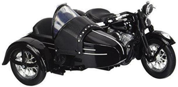 Harley Davidson 1948 FL Sidecar Scala 1:18 - Maisto 32420 - 3+ anni