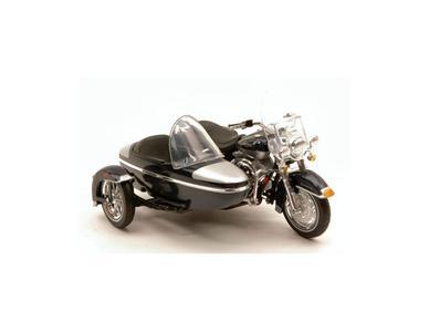 Harley Davidson 2001 FLHRC Road King Classic Modello scala 1:18 - Maisto MI762  - 3+ anni
