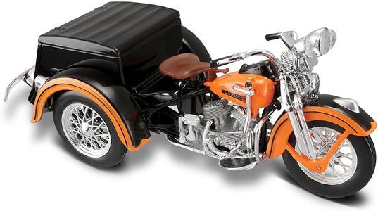 Harley Davidson 1947 Servi-Car Modello scala 1:18 - Maisto 32420 - 3+ anni