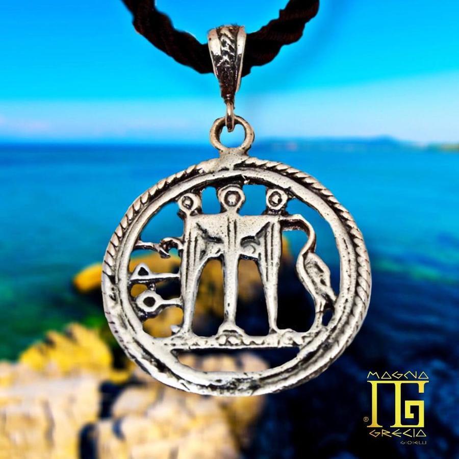 Pendente Statere Magna Grecia