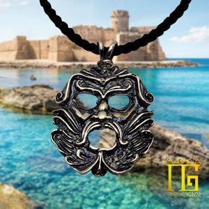 Maschera Apotropica Magna Grecia Gioielli