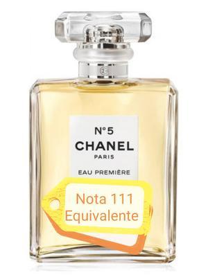 Nota 111 ricorda Chanel Nr 5