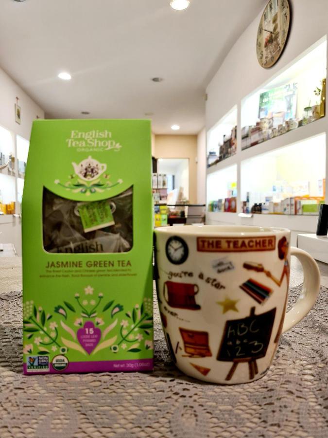 JASMINE GREEN TEA English Tea Shop organic