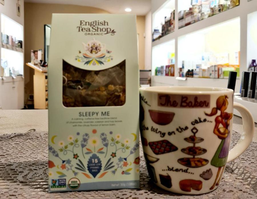 SLEEPY ME English Tea Shop organic