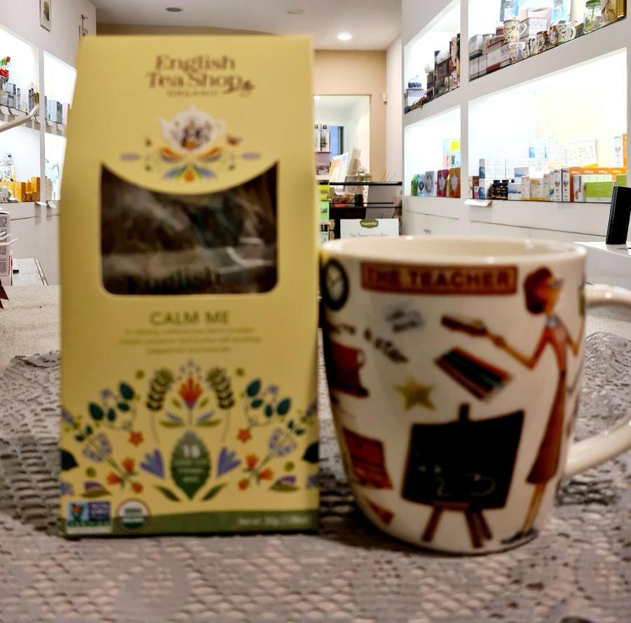 CALM ME English Tea Shop organic