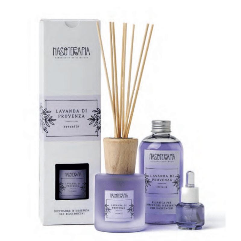 Nasoterapia - Lavanda di Provenza Essenza aromatica per diffusori