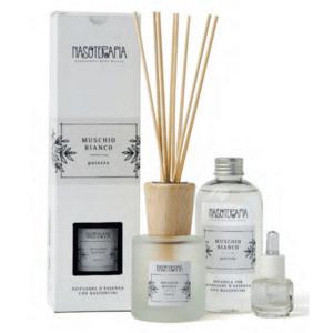 Nasoterapia - Muschio bianco Essenza aromatica per diffusori