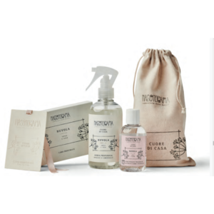 Nasoterapia - Nuvola Cofanetto card profumate