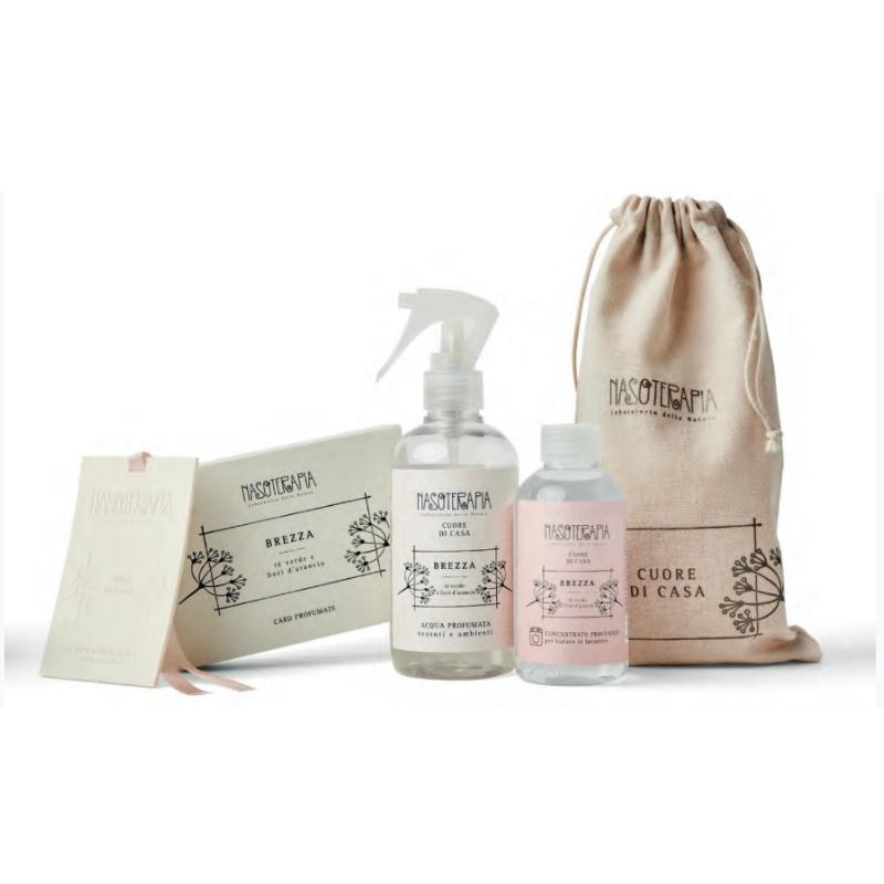 Nasoterapia - Brezza Acqua profumata spray
