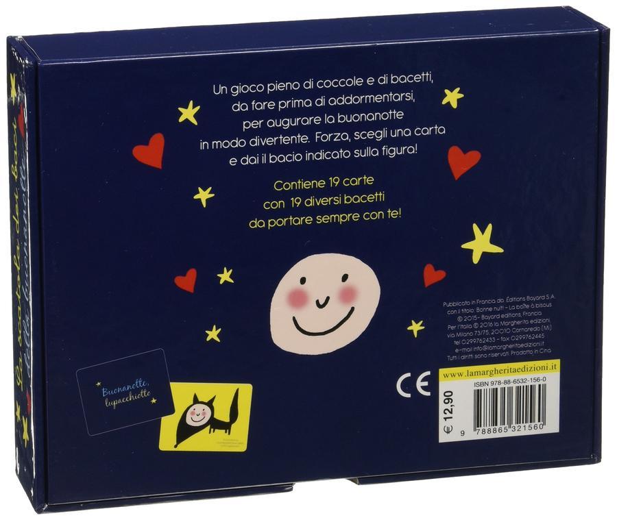 La scatola dei baci della buonanotte
