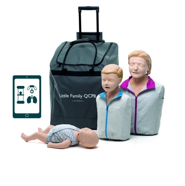 Little family pack NEW - Laerdal