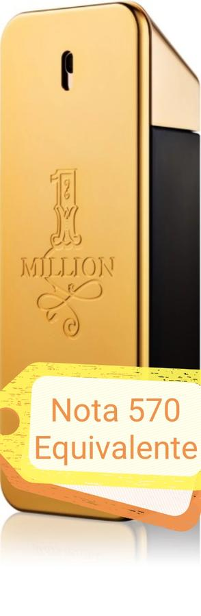 Nota 570 ricorda One Milion