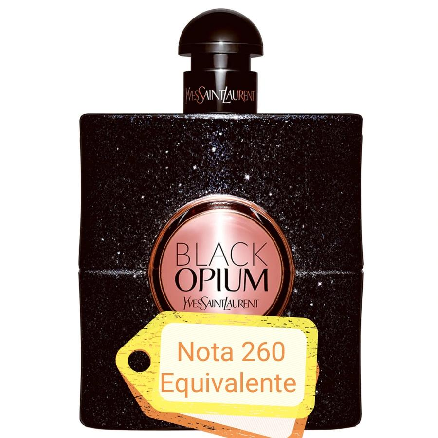 Nota 260 ricorda Black Opium