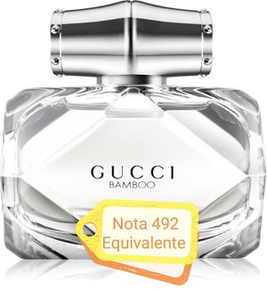 Nota 492 ricorda Gucci Bamboo