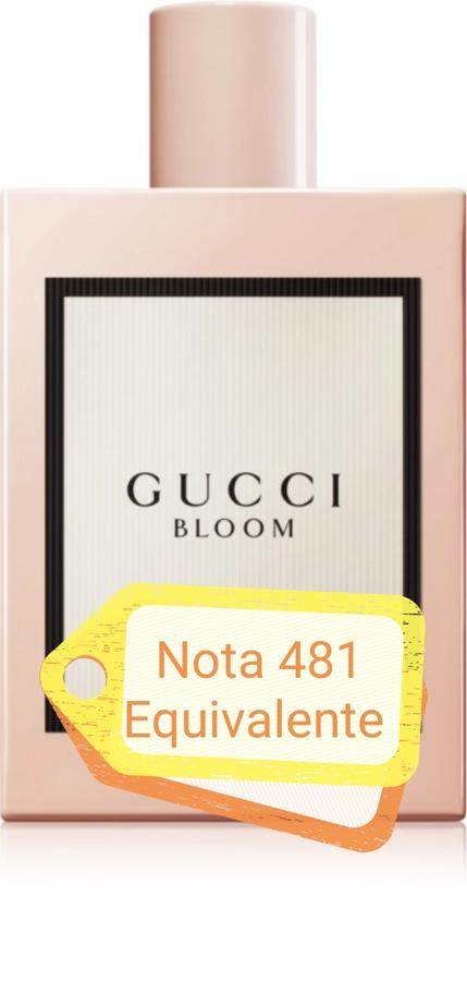 Nota 481 ricorda Gucci Bloom