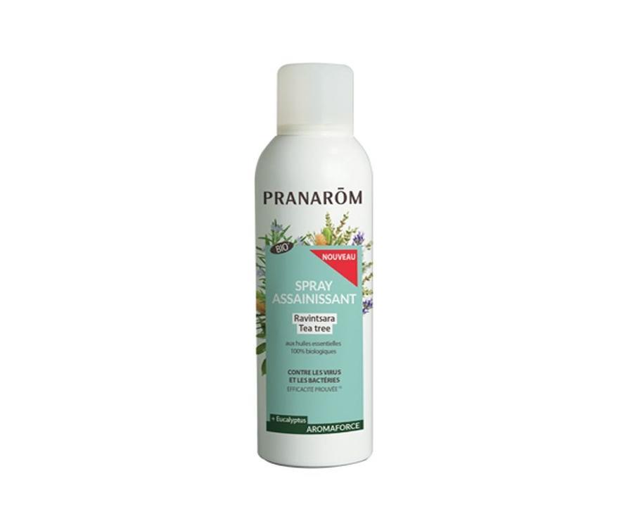 Pranarom - Spray aria Ravintsara e Albero del tè 150ml