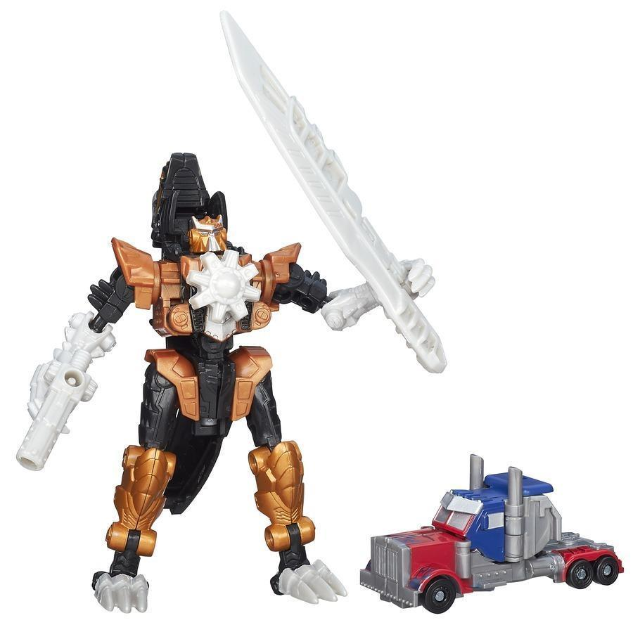 Transformers AOE Optimus Prime & Grimlok - Hasbro A7766 - 6+ anni