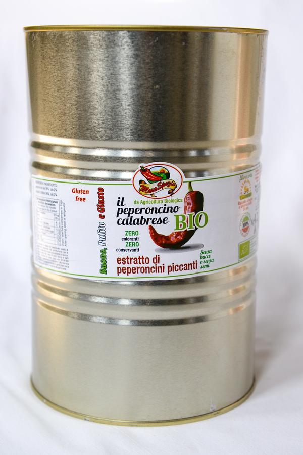 Estratto di Peperoncino Dolce Calabrese, Maraspezie, 4,2 kg