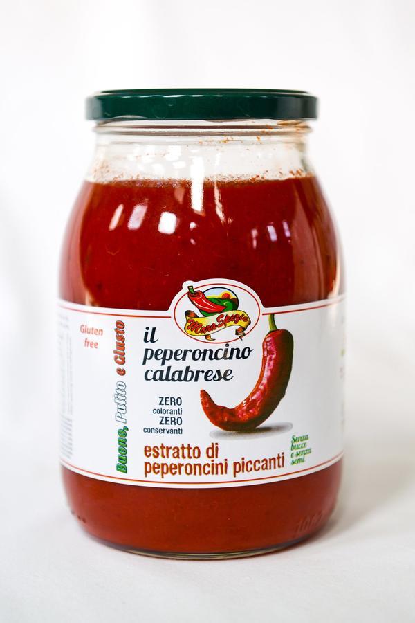 Estratto di Peperoncino Piccante Calabrese, Maraspezie , 1 kg