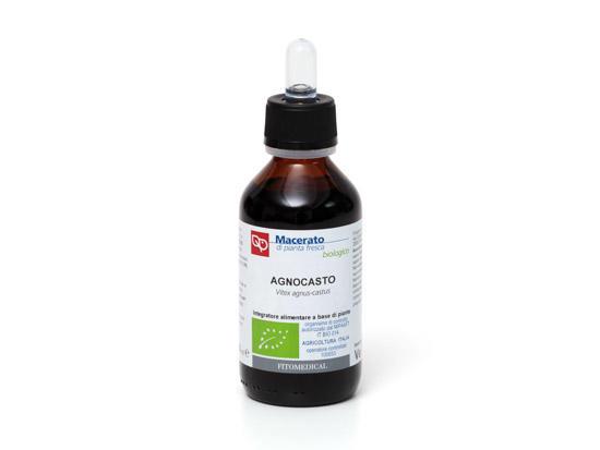Fitomedical - Agnocasto Macerato da pianta fresca bio 100ml