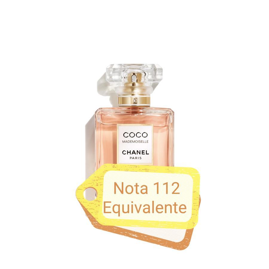 Nota 112 ricorda Coco' Mademoiselle