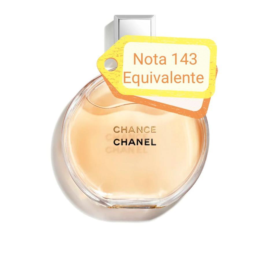 Nota 143 ricorda Chance Chanel
