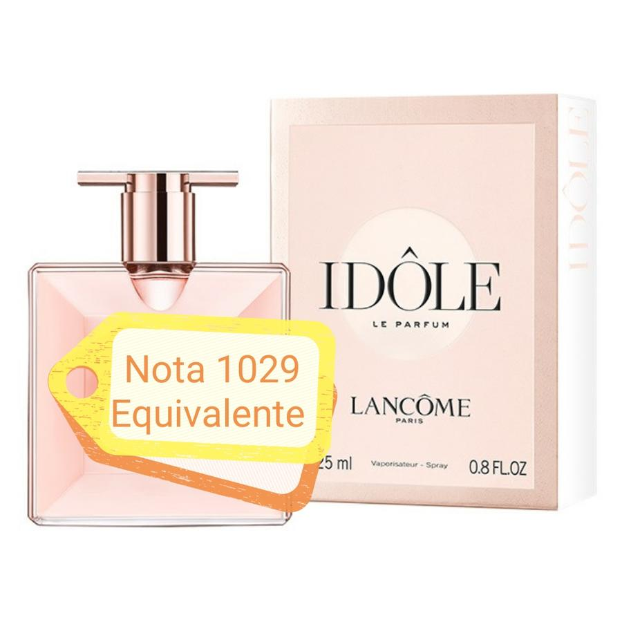 Nota 1029 ricorda Idole Lancome