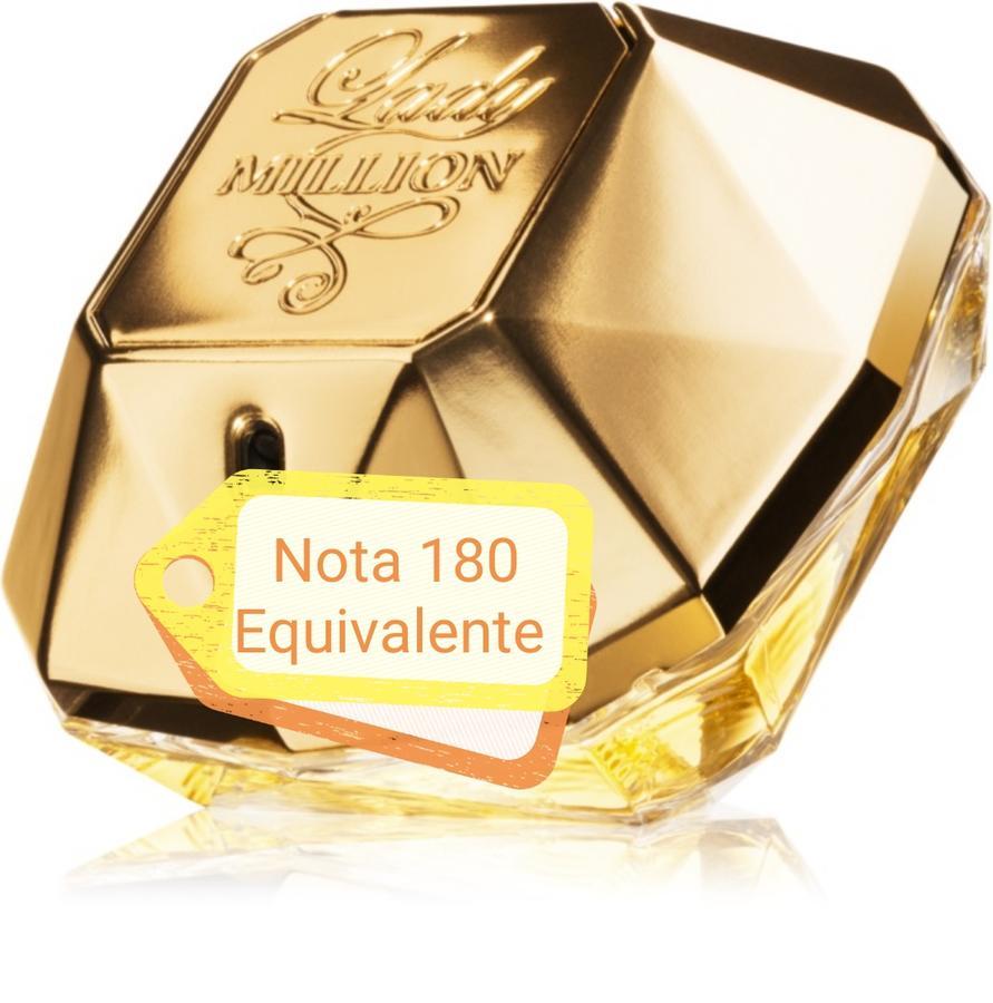 Nota 180 Lady Milion