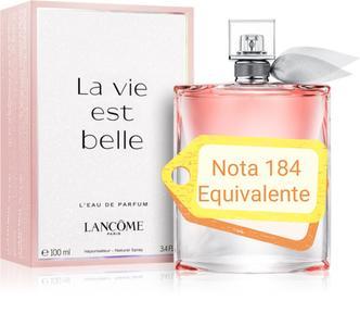 Nota 184 ricorda La Vie est Belle