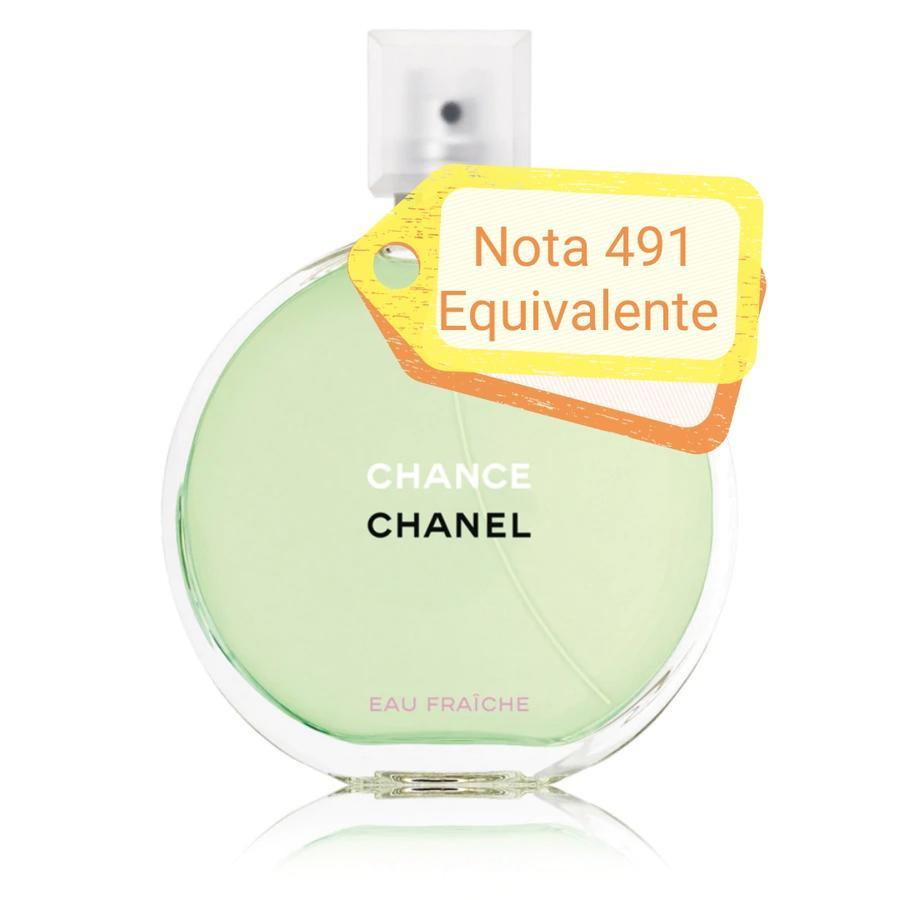 Nota 491 ricorda Chance Chanel Eau Fraiche