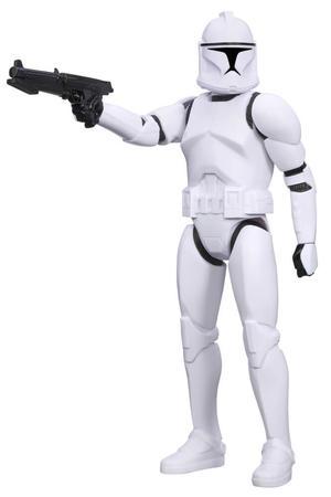 Star Wars - Clone Trooper Figure 28 cm -- Hasbro A0867 - 4+ anni