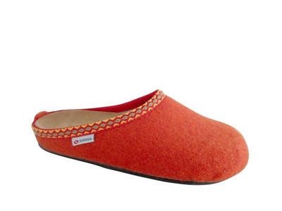 Superga - Pantofola Donna 3790 - Arancione