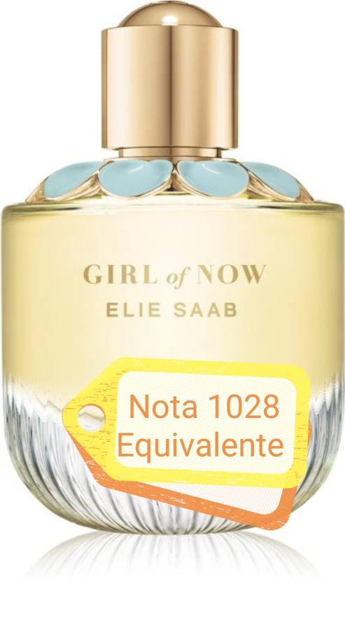 Nota 1028 ricorda Elie Saab Girl of  Now Fruttato Dolce