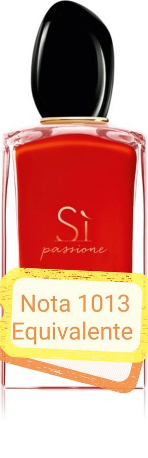 Nota 1013 ricorda Armani Si Passione