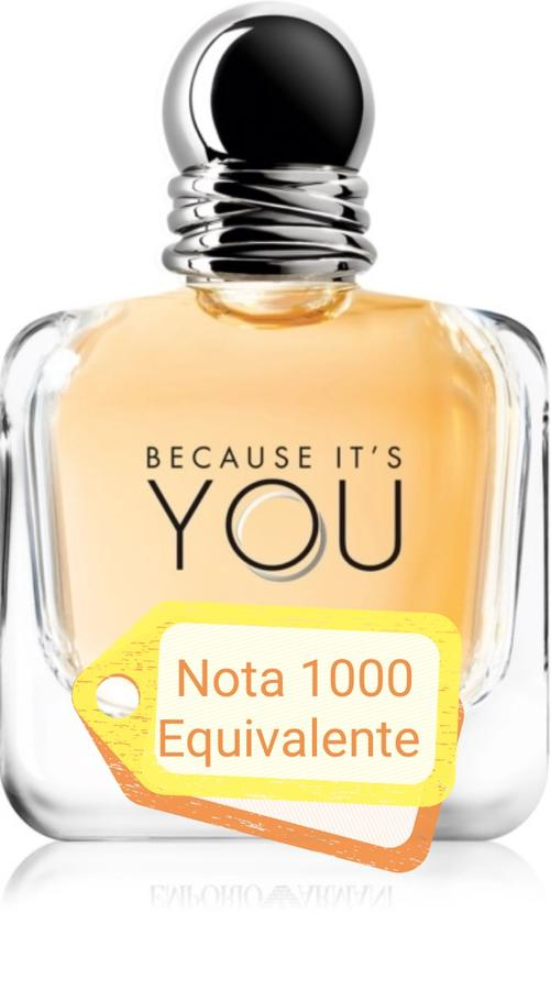 Nota 1000 ricorda Armani You